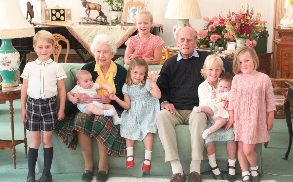 Quiénes son los bisnietos de la Reina Isabel (Foto: Instagram)
