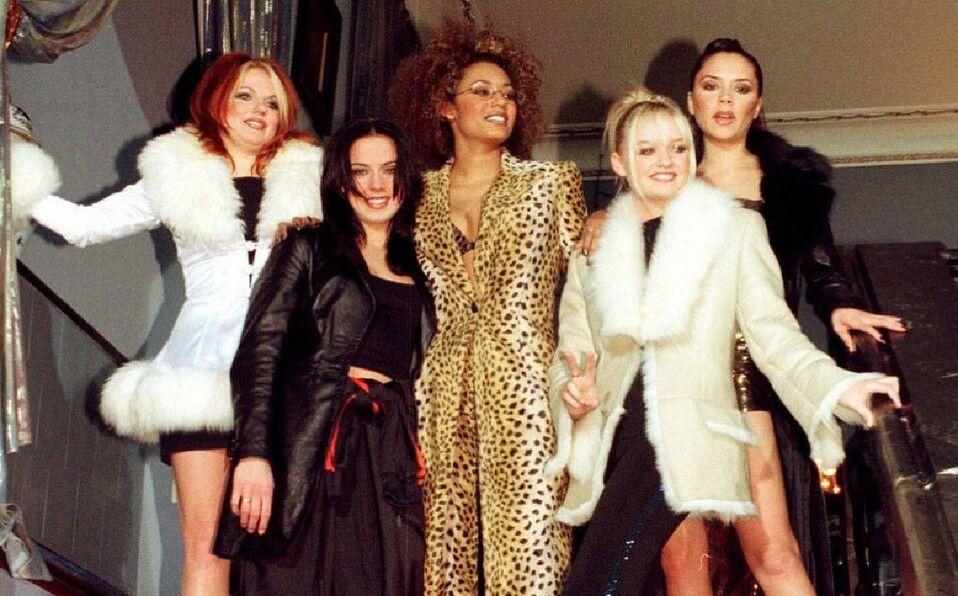 Spice Girls: antes y después de sus integrantes. (Foto: Instagram).