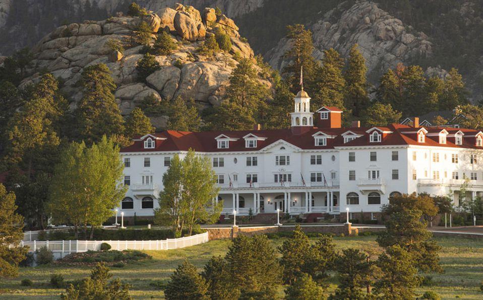 The Stanley Hotel. Fotografía de @thestanleyhotel