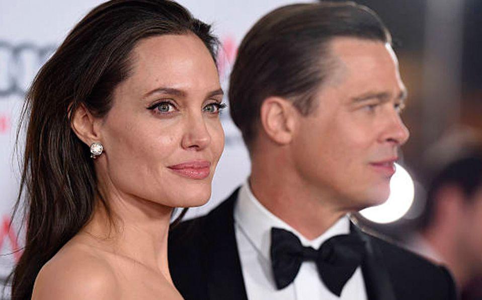 Angelina Jolie prueba la violencia de Brad Pitt para conseguir la custodia de sus hijos