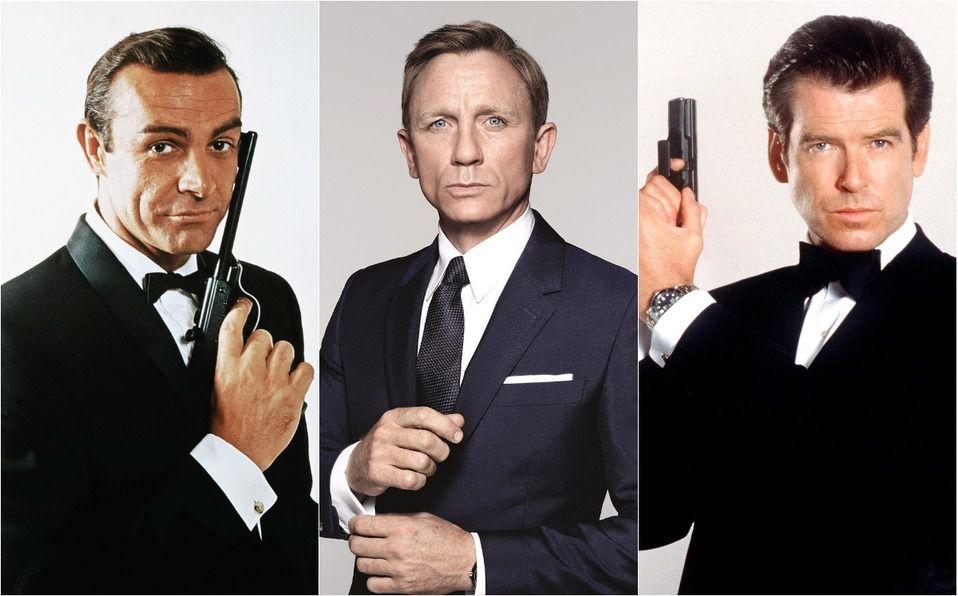 James Bond: Actores que han sido el agente secreto (Foto: Instagram)