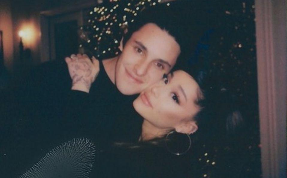 Ariana Grande se casó con Dalton Gomez en una ceremonia secreta (Foto: Instagram)