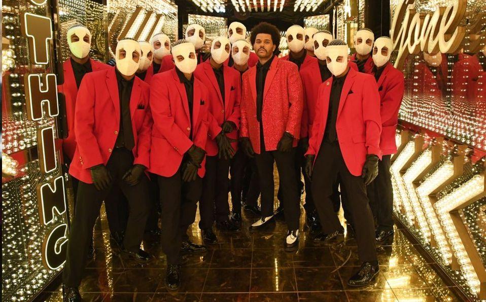 The Weeknd: ¿Qué significan los rostros vendados? (Foto: Instagram)