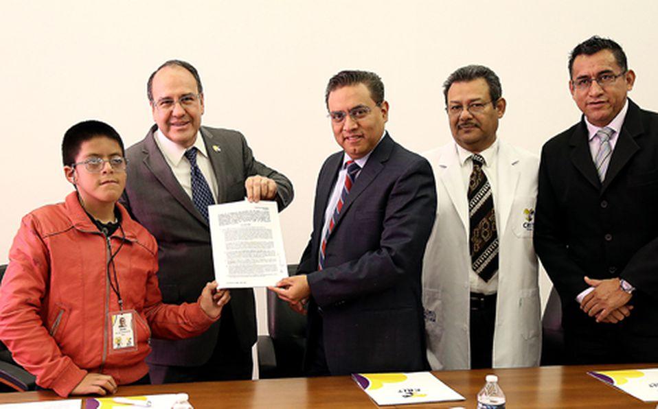 Firma de convenio entre ADO Y CRIT Hidalgo Teletón