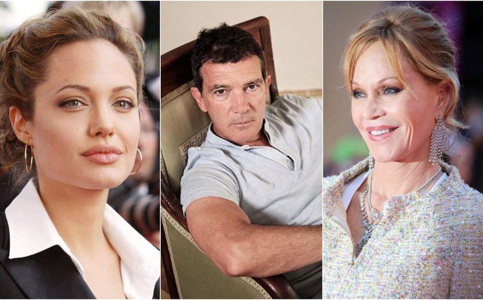 Antonios Banderas y sus romances en Hollywood (Foto: Instagram)