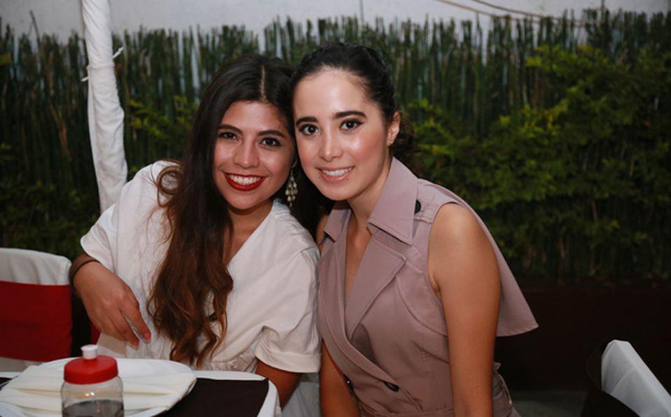 Andrea Rivas y Judith López