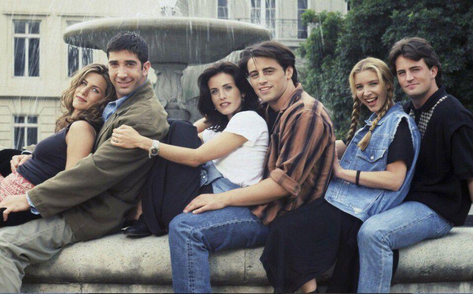 Friends: El antes y después de los actores a 26 años de su estreno (Foto: Instagram)