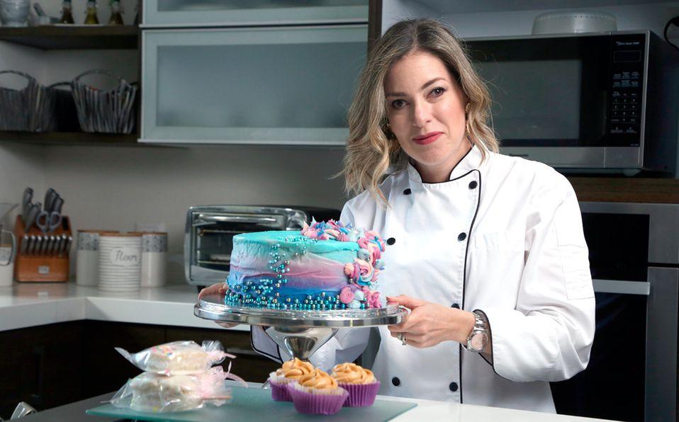 Paola Boehringer nos habla de su experiencia y amor por la cocina (Foto: Jaime Jiménez)