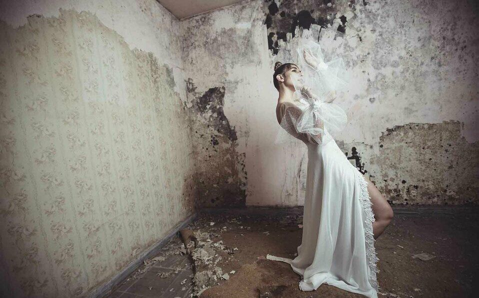 Fer de Llave en el fashion shoot de la edición 200