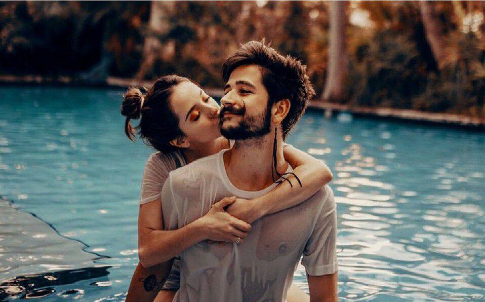 Evaluna Montaner y Camilo anuncian primer embarazo. (Foto: Instagram).