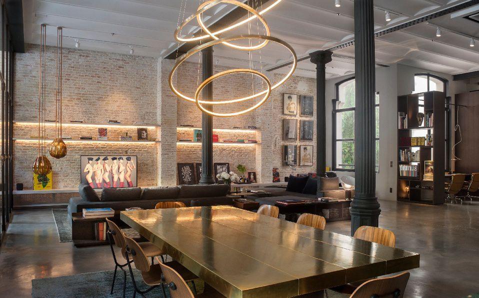 Casa Burés en Barcelona, el ícono modernista, ahora alberga departamentos. (Fotos: Instagram).