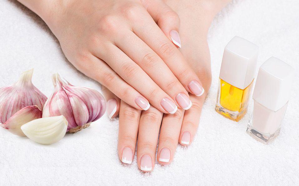 Como cuidar tus uñas a base de ajo / Foto: Cortesía