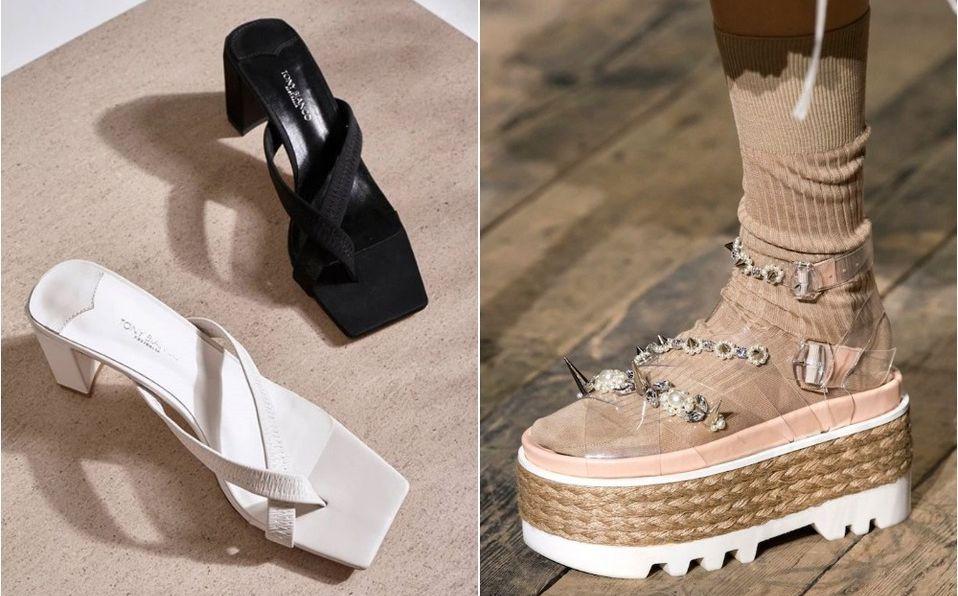 Verano 2020: 5 tendencias de zapatos (Foto: Instagram)