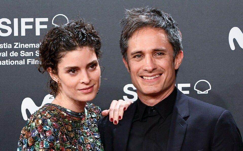 Gael García y Fernanda Aragonés muestran juntos su embarazo por primera vez (Foto: Instagram).