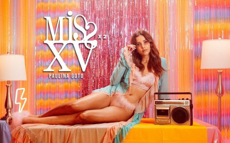 Paulina Goto revive a Valentina de Miss XV con su nuevo sencillo (Foto: Youtube)
