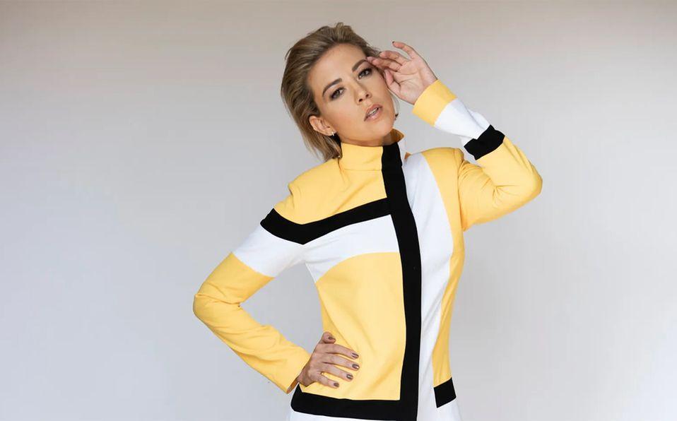 Fernanda Castillo pasó por algunas complicaciones post parto, pero está lista para conquistar con su actuación en la serie Monarca (Foto: Cortesía)