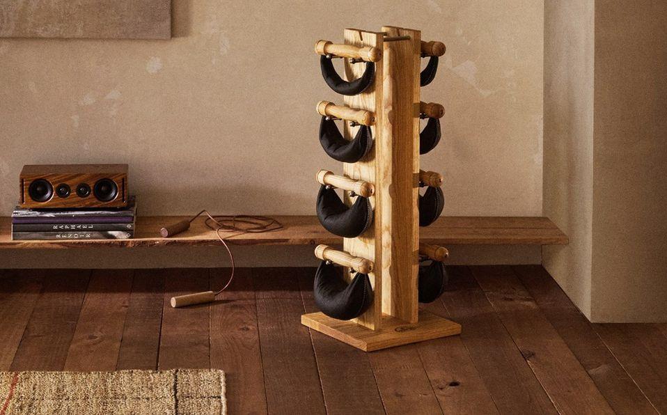 Zara Home lanza Gym Collection