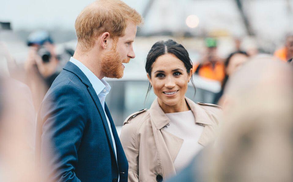 Meghan Markle y el príncipe Harry  se mudaron el pasado 18 de junio (Foto: Shutterstock).