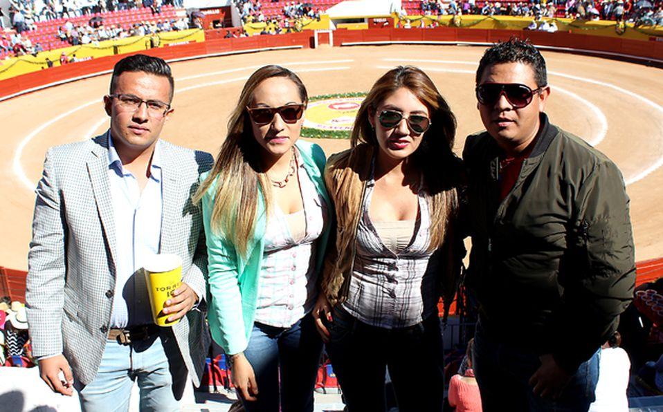IMG_8800 Paco Valdespino, Pamela Valdespino, Priscila Valdespino y Hugo García