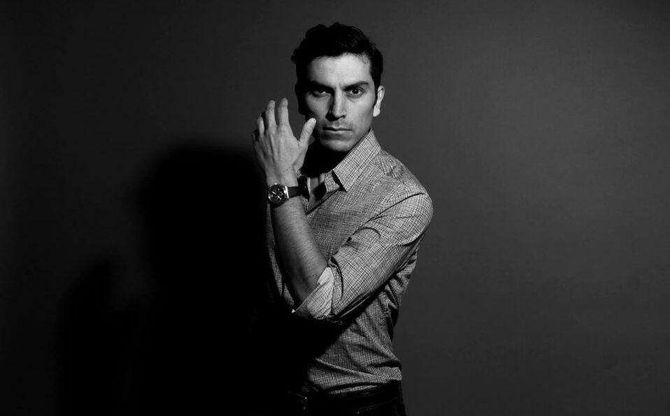 Pablo Mendoza ha participado en más de 100 cortometrajes. Foto: Cortesía
