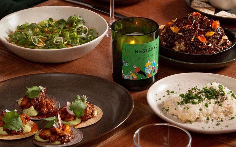 El Gran Laszlo Loszla es una de las sorpresas culinarias en Monterrey que llegó a conquistar con su cocina mediterránea.