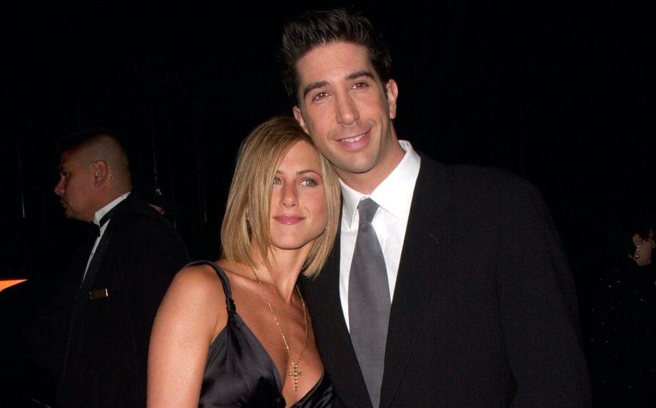 David Schwimmer responde a su romance con Jennifer Aniston (Foto: Instagram)