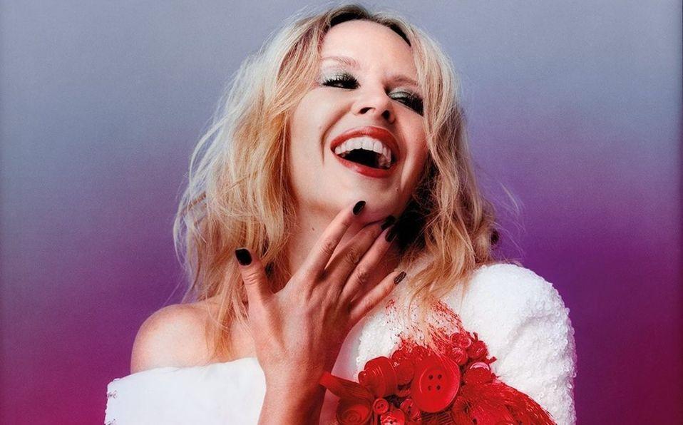 Kylie Minogue y Magic, la canción que revivió su carrera (Foto: Instagram)