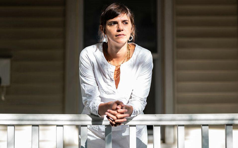Valeria Luiselli fue nombrada recientemente como una de las mujeres más poderosas en México por la revista Forbes (Fotos: Fundación MacArthur).