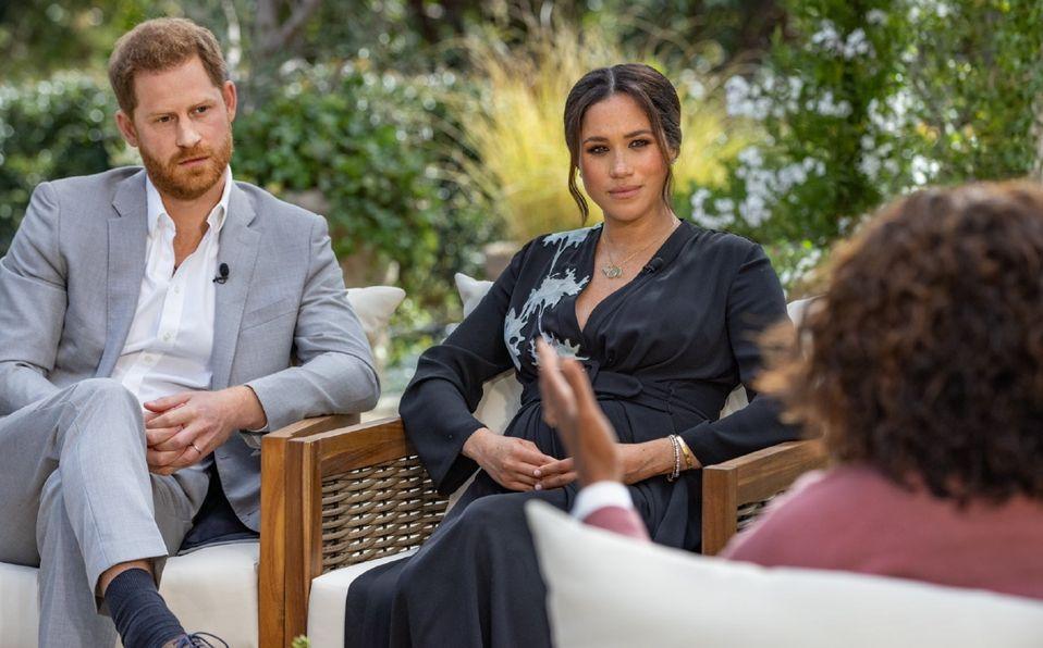 Meghan Markle rompe el silencio con Oprah y acusa a la familia real (Foto: Instagram)