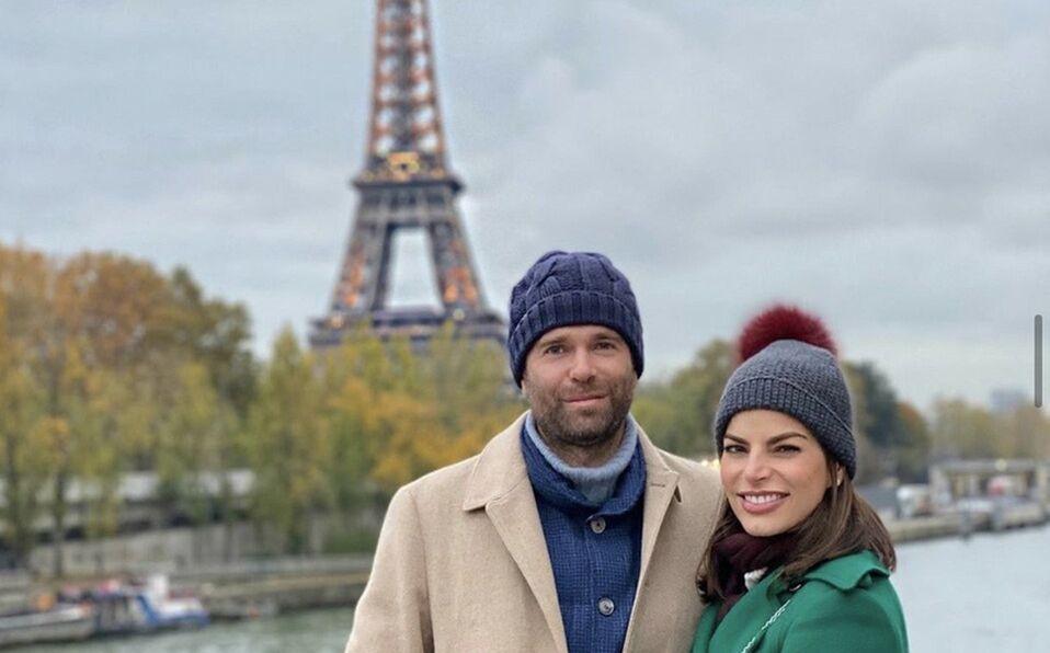 Bárbara Coppel y Alejandro Hank se conocieron en la preparatoria (Foto: Instagram).