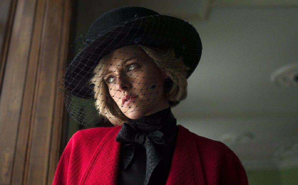 Spencer: Kristen Stewart en primer póster de la película de Lady Di
