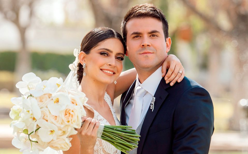 Arlette y Marco comparten su historia de amor y los pormenores de su tan esperada boda (Foto: David Lack)