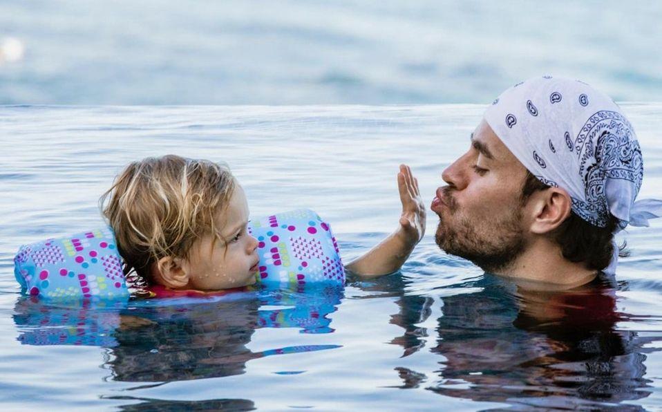 Enrique Iglesias y sus hijos: fotos de su faceta como papá (Foto: Instagram)