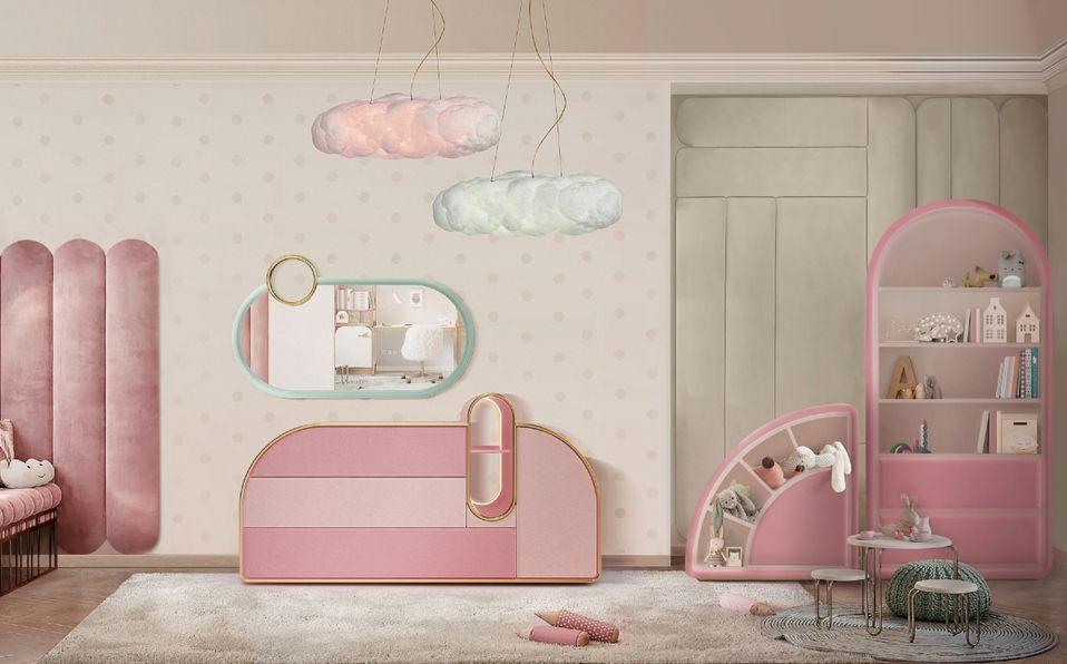 Circu Magical Furniture, la nueva propuesta de mobiliario infantil. (Imagen: cortesía Circu).