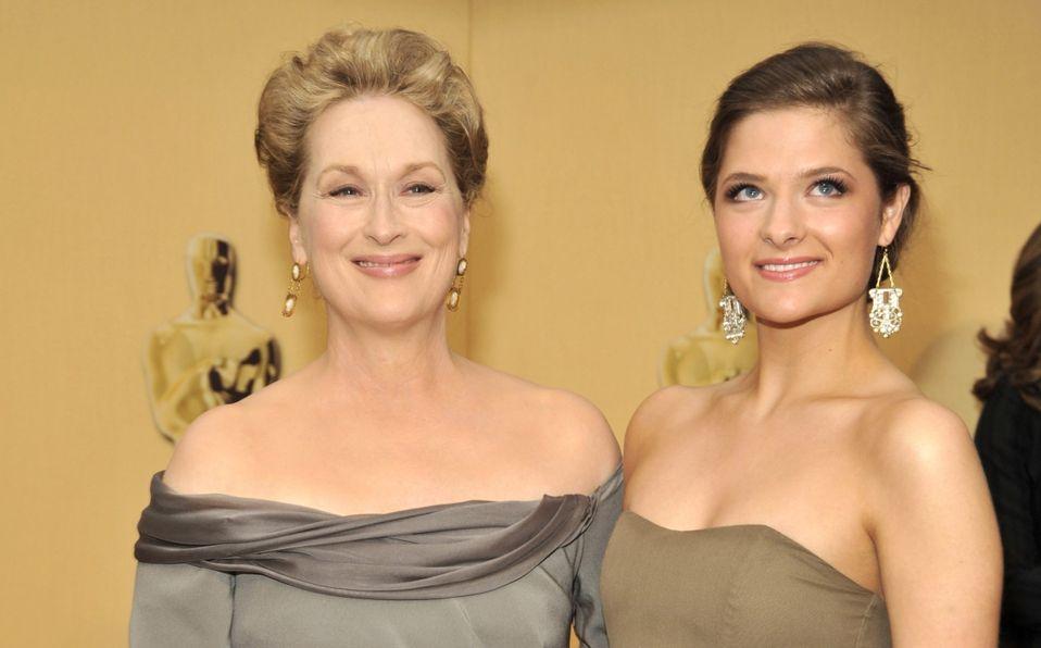 Meryl Streep: Ellos son sus hijos con Don Gummer (Foto: Getty Images)