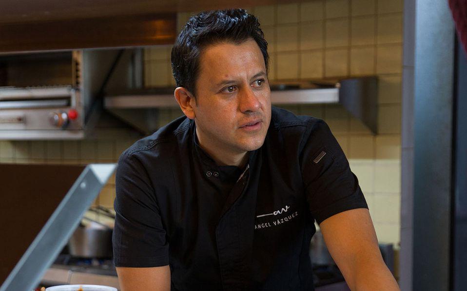 El chef cuenta con una carrera de renombre en Puebla