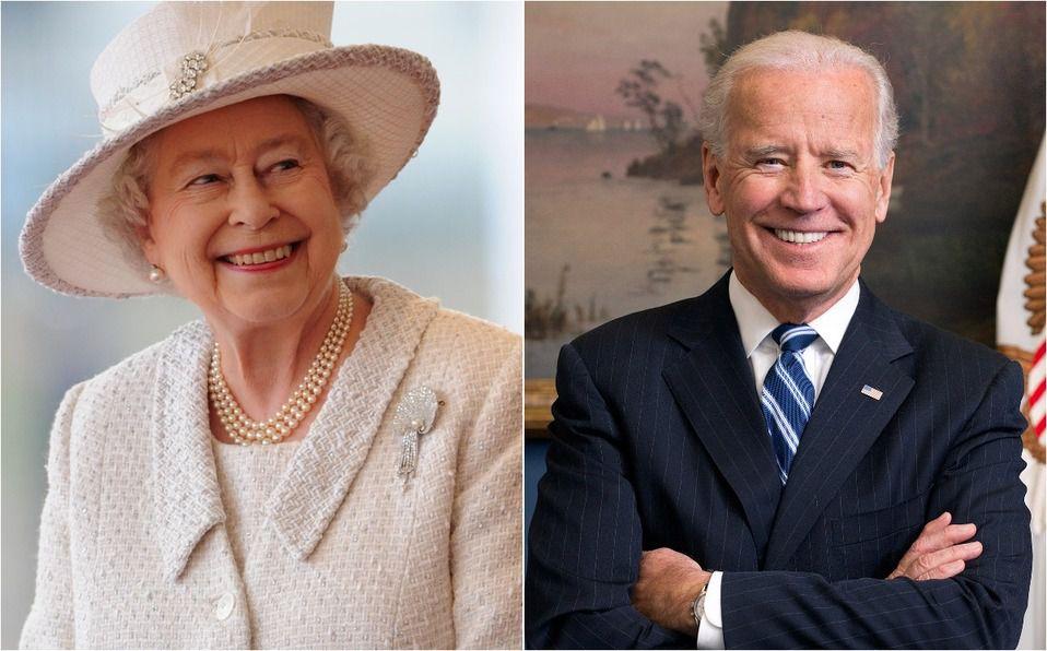 Reina Isabel y el mensaje que le mandó a Joe Biden (Foto: Instagram)