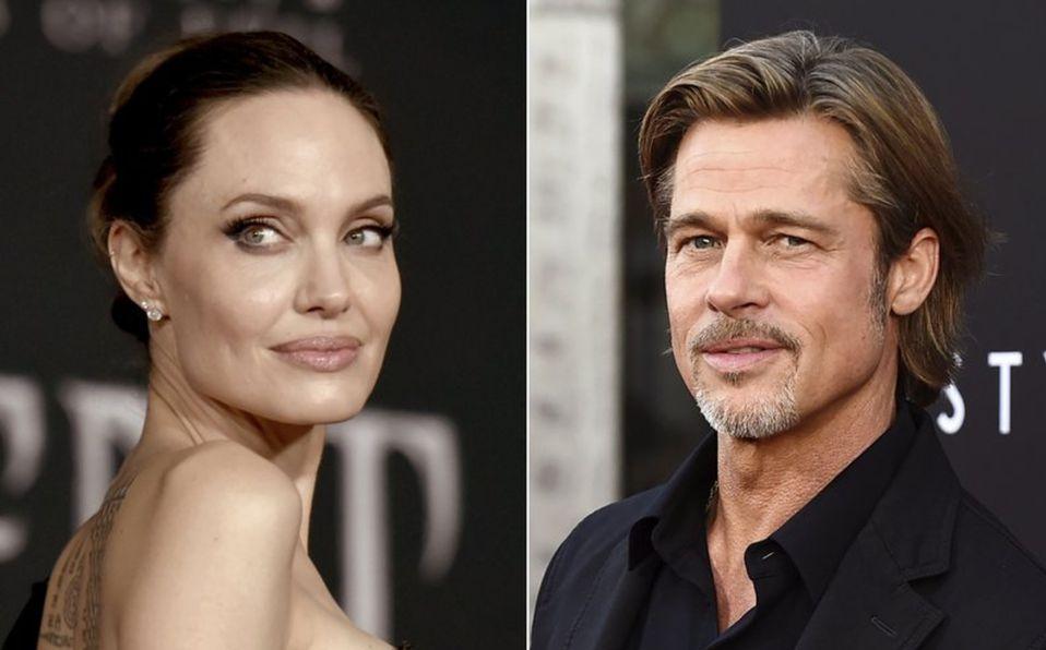 Brad Pitt ya tiene novia ¡y es idéntica a Angelina Jolie! (Foto: AP)