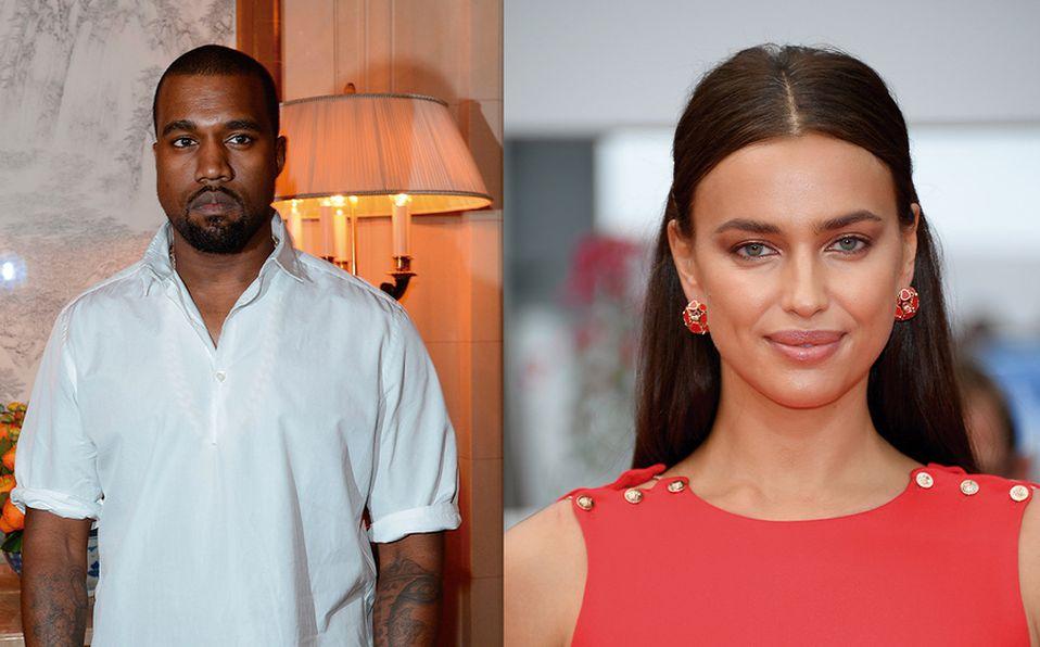 Kanye West festeja su cumpleaños con Irina Shayk en lujoso hotel de París