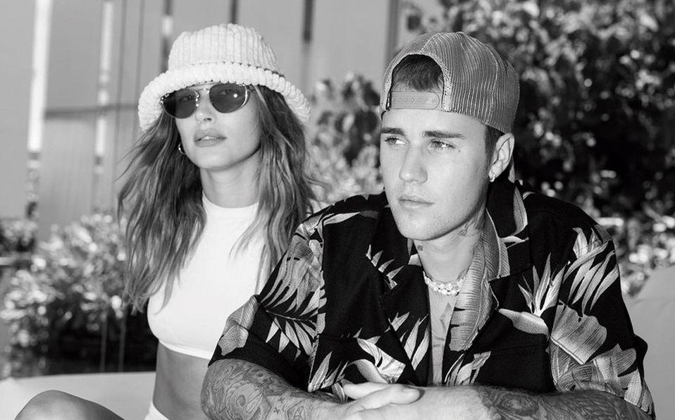 Justin Bieber y Hailey Bieber dan señales de posible embarazo en México