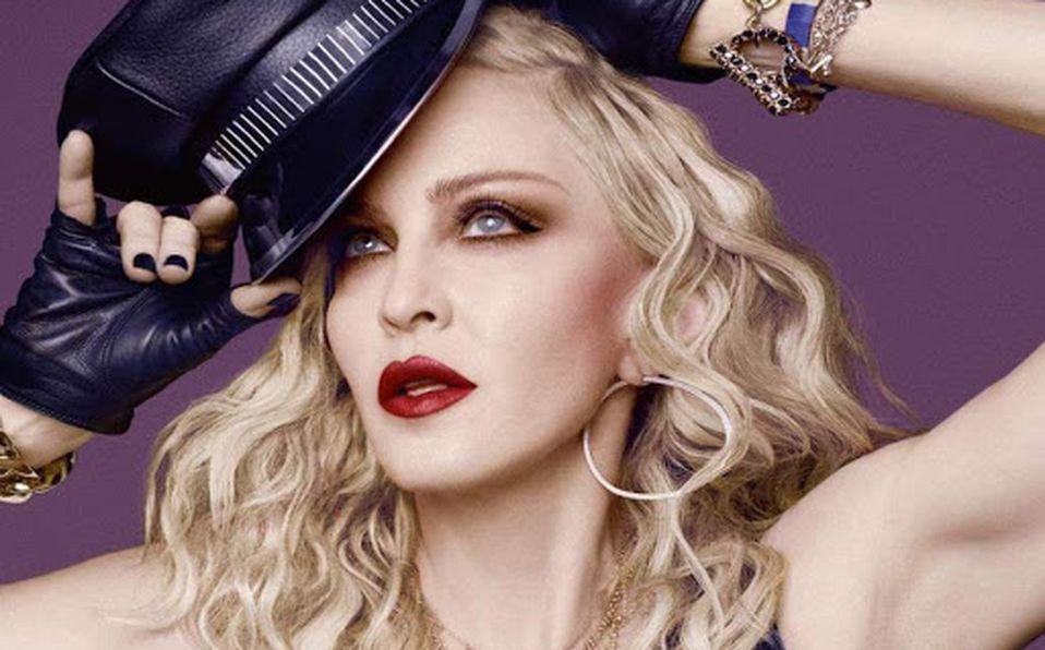 Madonna presume nuevo novio, 35 años menor que ella (Foto: Instagram)
