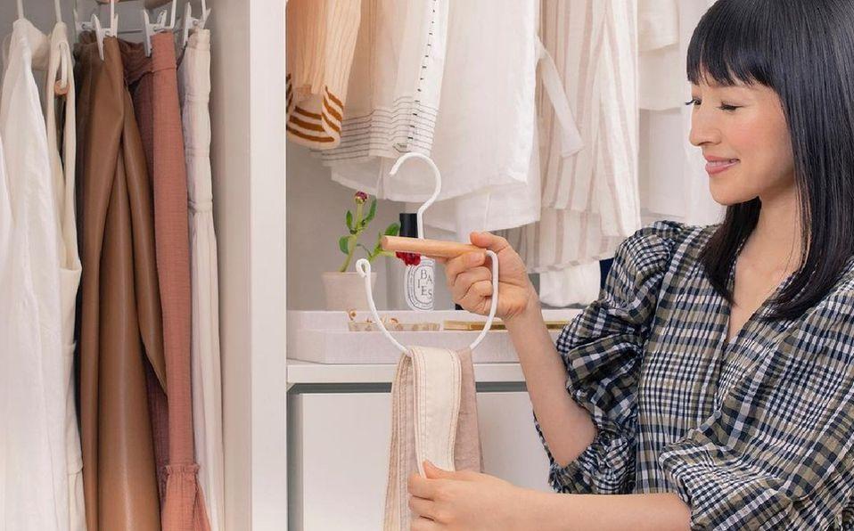 Marie Kondo lanza colección para ayudarte a organizar tu hogar