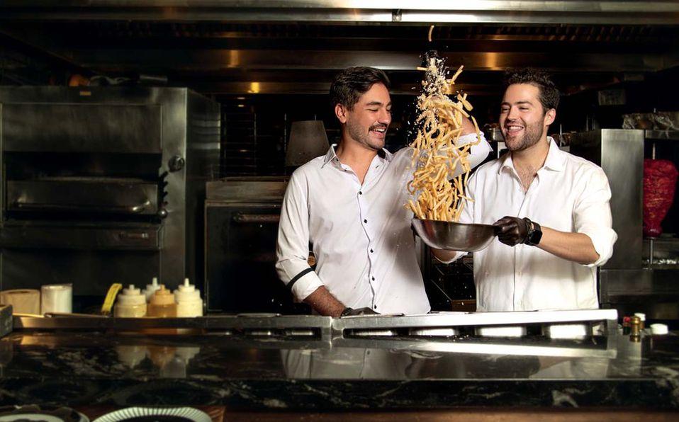 Diego Andrade y Germán Fajardo