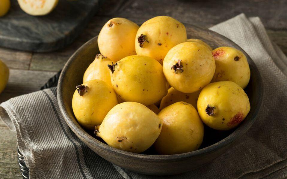 La guayaba: la fruta con mayor vitamina C / Foto: Cortesía