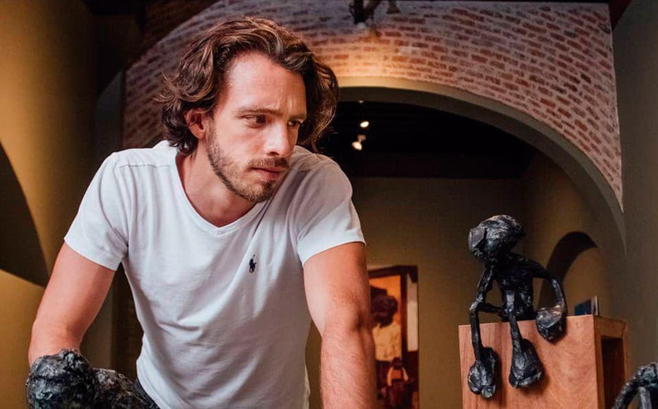 HUAWEI subastará escultura de Francisco Diego para apoyar fundación Becar