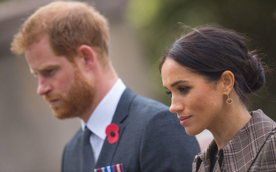 Meghan Markle y Príncipe Harry responden a la crisis de Afganistán (Foto: Instagram)