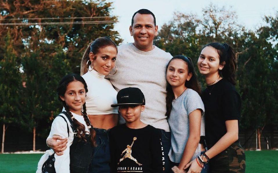 Jennifer Lopez: ¿Cuántos hijos tiene? (Foto: Instagram)