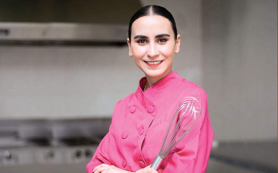 Rosi Ramírez trabaja para que cada pastel de bodas sea especial, delicioso y personalizado