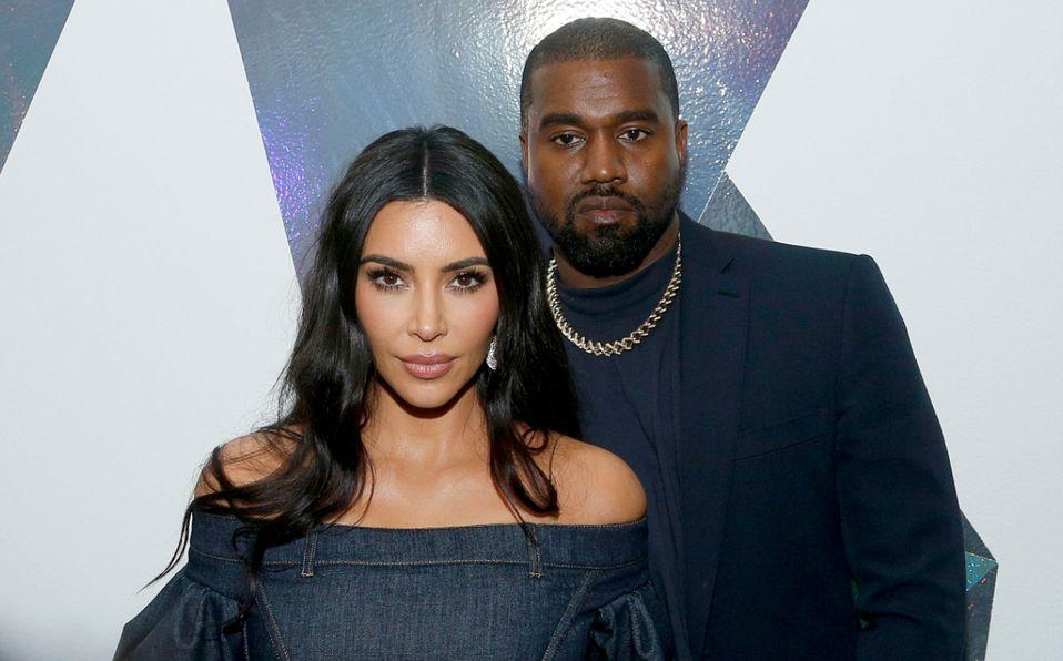 Kanye West corta toda relación y contacto con Kim Kardashian (Foto: Getty Images)