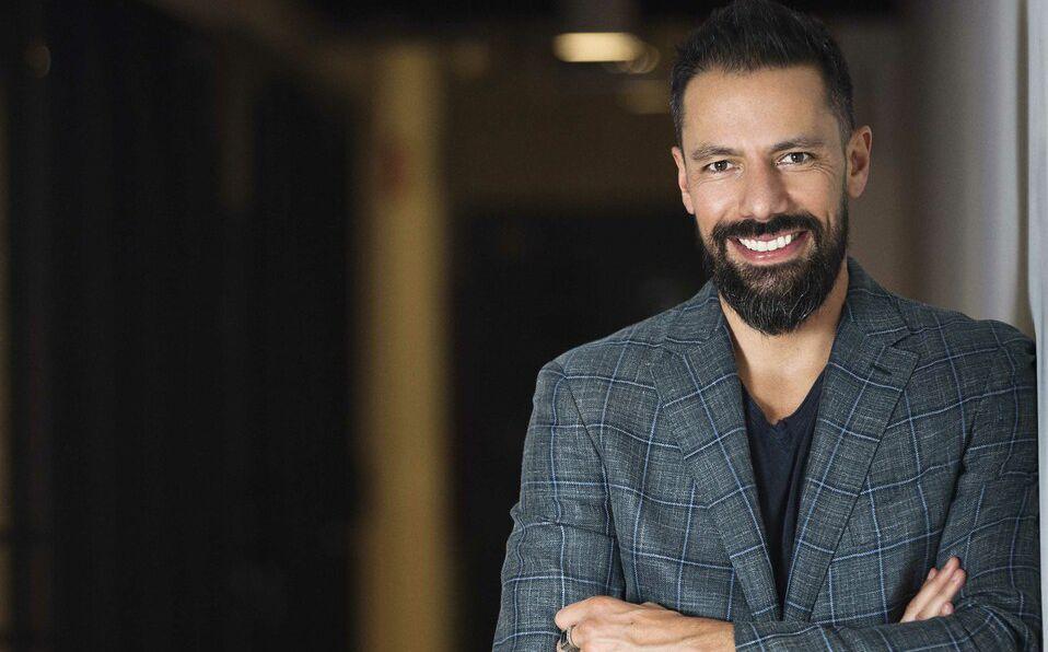 Enrique Hernández Pons dirige Aires de Campo, una empresa de productos orgánicos mexicanos